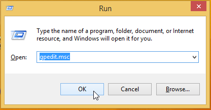 Disable Lock Screen in Windows 8 and 8.1