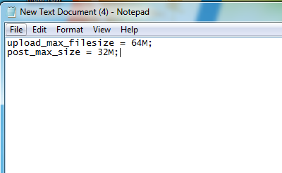 The upload_max_filesize directive in php.ini_2