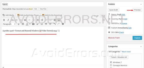 Host Videos on WordPress Using Amazon S3 7