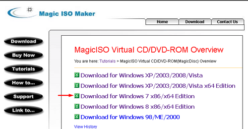 Create an ISO Image File From a Windows 7 Disk - Free