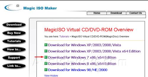 how to create windows iso image on mac