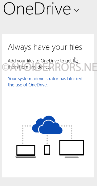 disable onedrive integration in windows 5