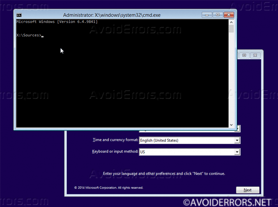 Open-Command-Prompt-at-Boot-Windows-8-3