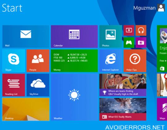 Get Windows 8 Metro UI Start Screen In Windows 7 Using Metro7