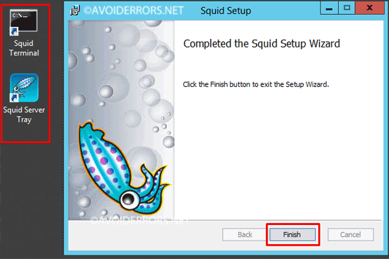 How to Install Squid Caching Proxy 3 on Windows