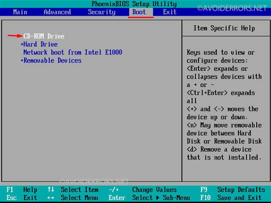 Set-VMware-to-Boot-from-ISO-Image-File-5