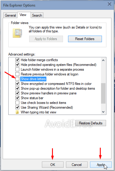 How-to-hide-the-drive-letters