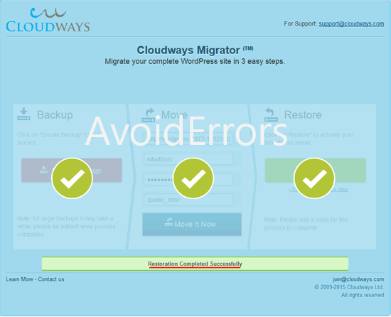 Migrate-your-WordPress-Website-Using-Migrator-Plugin-19