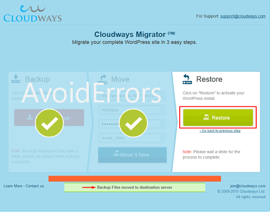 Migrate-your-WordPress-Website-Using-Migrator-Plugin-20