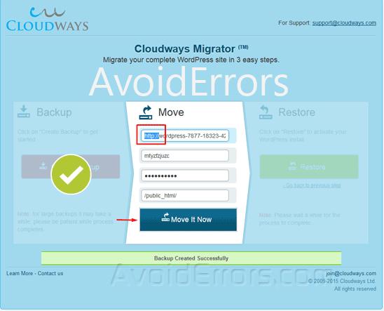 Migrate-your-WordPress-Website-Using-Migrator-Plugin-21