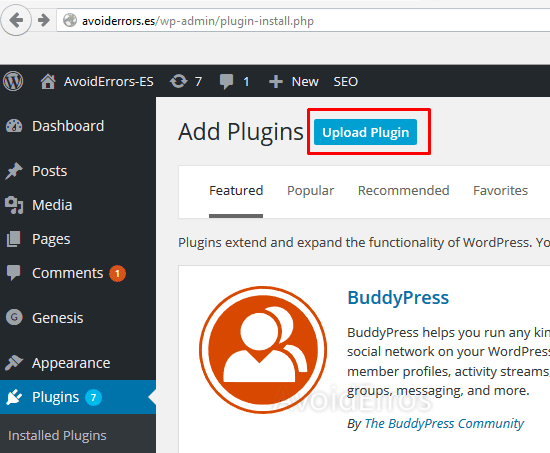Migrate your WordPress Website Using Migrator Plugin