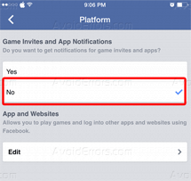 How to Block Facebook Game Requests