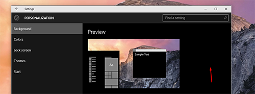 Dark windows 10 theme 4