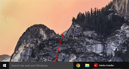 Remove windows 10 search bar 1
