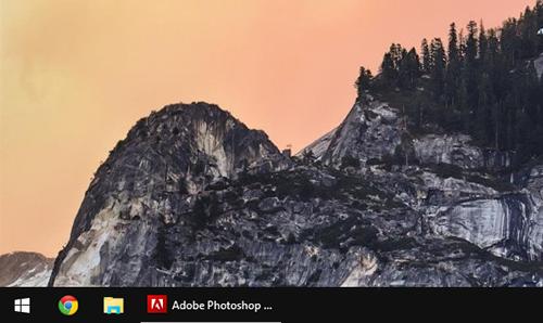 Remove windows 10 search bar 3