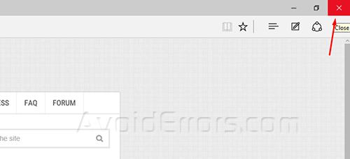 change default download location in edge 1
