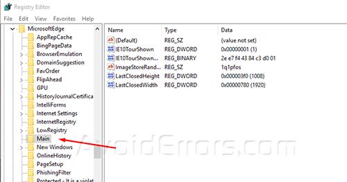 change default download location in edge 3