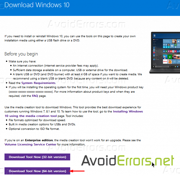 download windows 10 32 bit usb install
