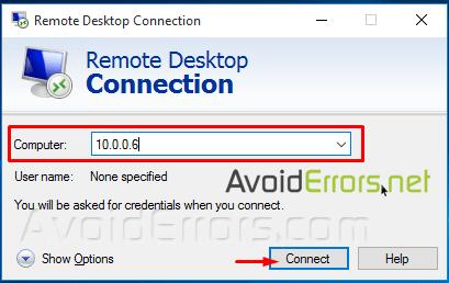 RDP-Windows-10