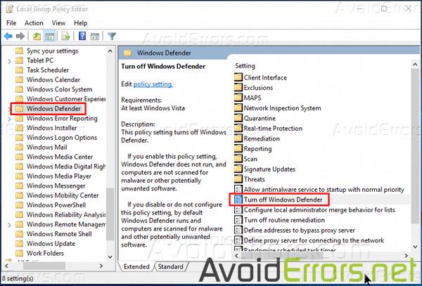 Turn-off-Windows-defender