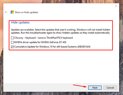 How to Block Unwanted Windows 10 Updates - AvoidErrors