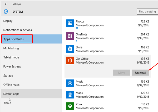 Disable-Get-Office-Notification