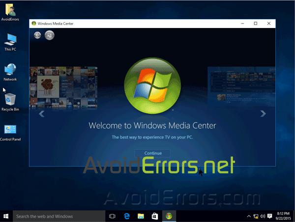 Install-Windows-Media-Center-on-Windows-10-3