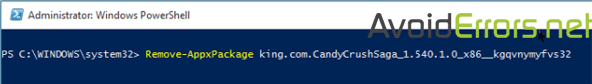 Remove-Candy-Crush-From-Windows-10-3