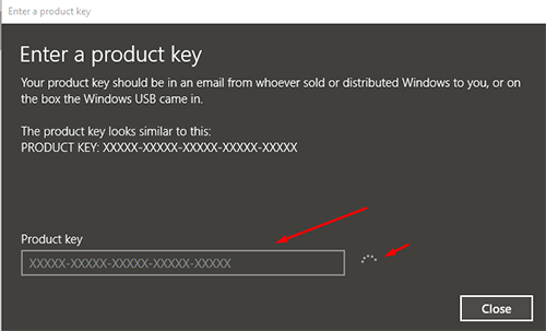 How To Activate Windows 10 With product key 4