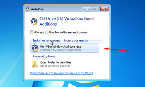 How to Share Your Computer's Files With a Virtual Machine 2