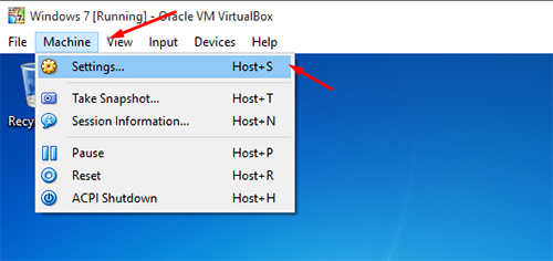 How to Share Your Computer's Files With a Virtual Machine 4