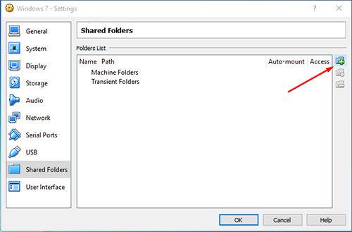 How to Share Your Computer's Files With a Virtual Machine 5