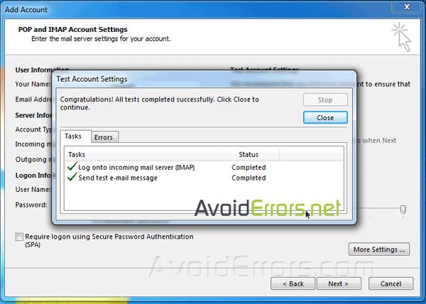 Setup-Yahoo-Account-with-Outlook-2013-Using-IMAP