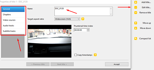burn almost every video file to a dvd 8