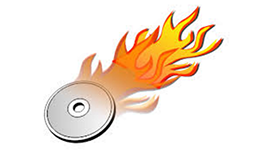 Burn almost any video file to a playable DVD