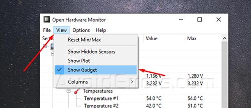 check cpu performance on desktop 4