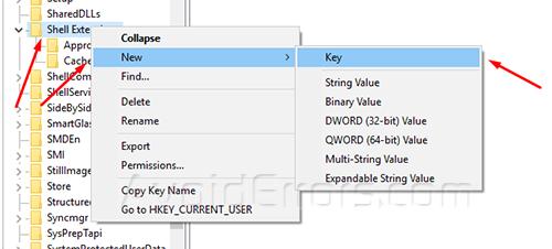 remove cast to device from right-click contex menu 3