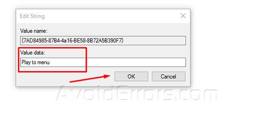 remove cast to device from right-click contex menu 6