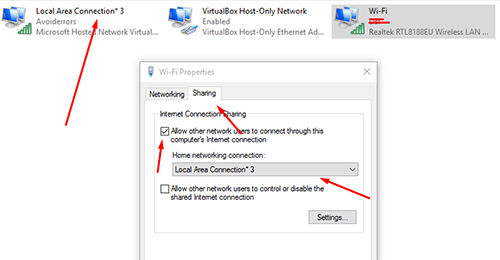 turn your windows 10 laptop to a wifi hotspot 8