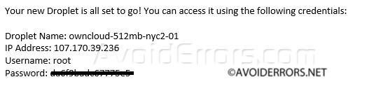 Create-your-ownCloud-storage-Server-on-DigitalOcean-1