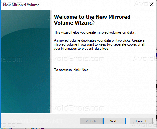 Mirrored-Array-in-Windows-10-4