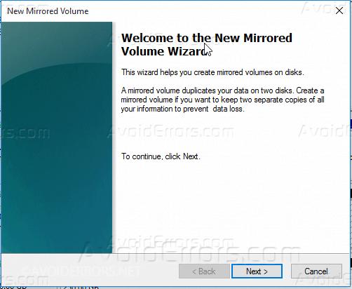Mirrored-Array-in-Windows-10-4
