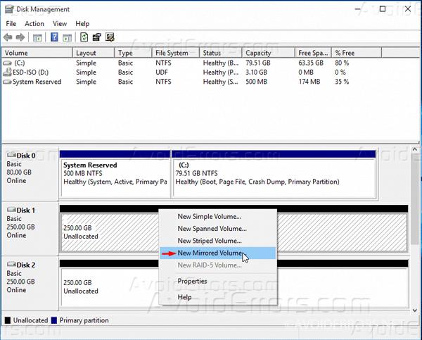 Mirrored-Array-in-Windows-10-5