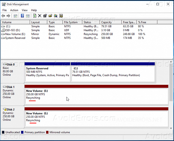 Mirrored-Array-in-Windows-10-6