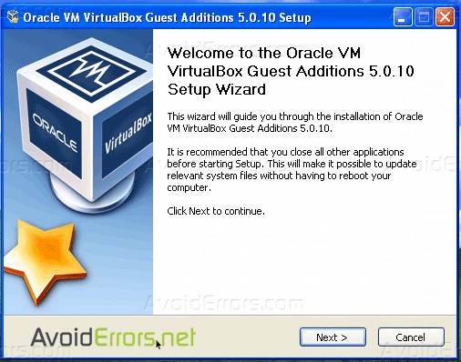 Fix No Internet Access on VirtualBox Windows XP - AvoidErrors
