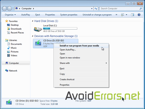 How to Upgrade to windows 10 - AvoidErrors