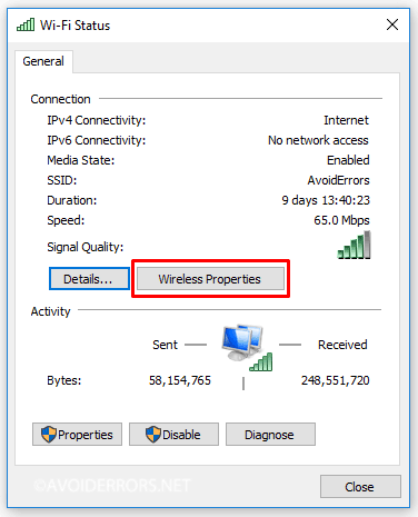 View-Saved-Wi-Fi-Passwords-In-Windows-10-8