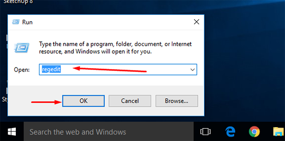 how to set the default user windows 10