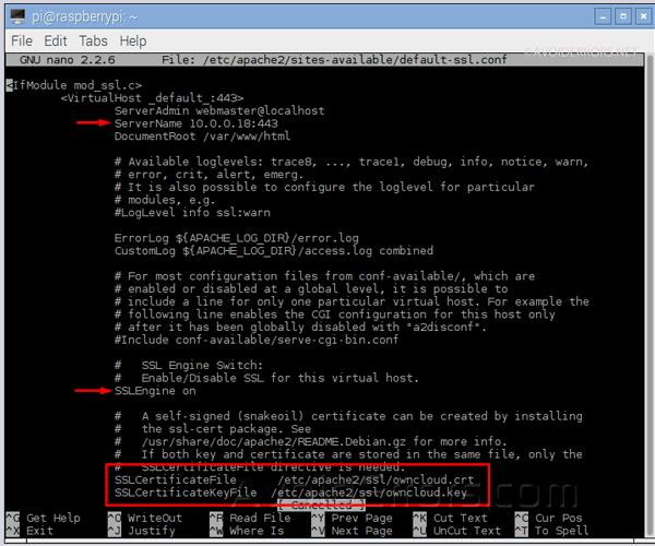 enable-SSL-Raspberry-PI