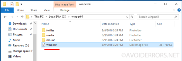 How-to-Create-Windows-10-WinPE-Boot-Disc-6